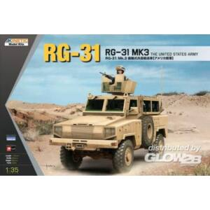 Kinetic RG-31 MK3 US Army 1:35 (61012)