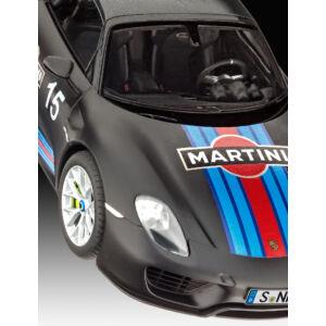 Revell Porsche 918 Spyder 'Weissach Sport Version' 1:24 (7027)