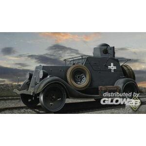 ACE Ba-20ZhD railroad version 1:72 (72210)