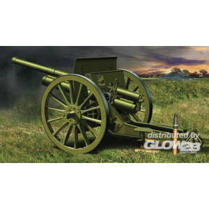 ACE 76.2mm 3 inch Soviet gun 1902/1930 with limber 1:72 (ACE72252)
