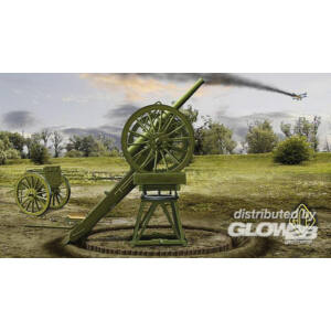 ACE Russian 3 inch WW I AA gun 1:72 (ACE72265)