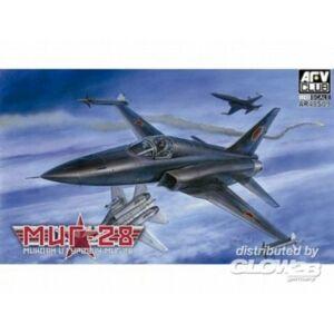AFV Club F-5E TIGER II (MIG-28) 1:48 (AR48S09)