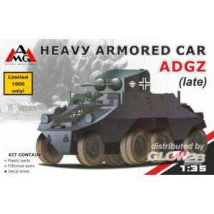 AMG Heavy Armored Car ADGZ (late) 1:35 (AMG35502)