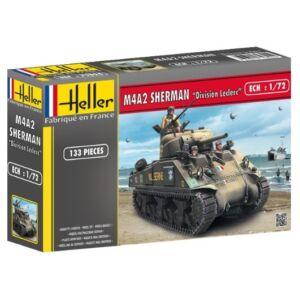 Heller M4A2 Sherman Division Leclerc 1:72 (79894)
