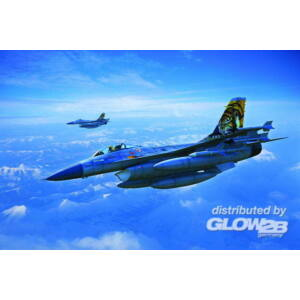 Hobby Boss General Dynamics F-16A Fighting Falcon 1:72 (80272)