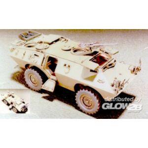 Hobby Fan V150 Commando 4x4 Armored Cars W/Interio 1:35 (HF033)