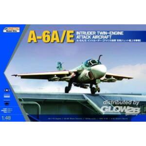 Kinetic A-6A/E Intruder Twin Engine Attack 1:48 (48034)