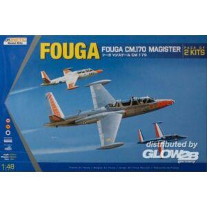 Kinetic Fouga Magister CM 170 1:48 (48051)