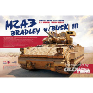 Meng U.S. Infantry Fighting Vehicle M2A3 1:35 (SS-004)