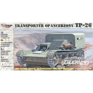 Mirage Hobby Gep. Mannschaftstransporter TP-26 1:72 (72608)