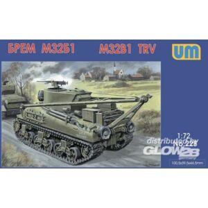 Unimodel M32B1 tank recovery vehicle 1:72 (225)