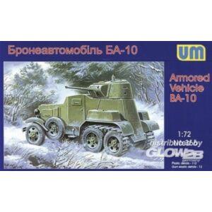 Unimodel Schützenpanzer BA-10 1:72 (366)