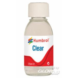 Humbrol Water-Based Varnish 125 ml Fényes (AC7431)