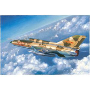 Trumpeter J-7C/J-7D Fighter 1:48 (2864)