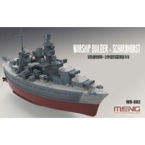 Meng Scharnhorst Warship Builder WW Toons Model (WB-002)