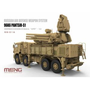Meng Russian Air Defense Weapon System 96K6 Pantsir-S1 1:35 (SS-016)