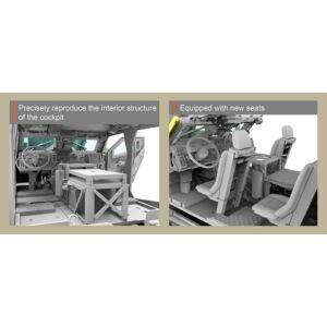 Rye Field Model M-ATV (MRAP) M1024A1 1:35 (RM-5032)