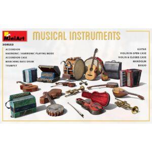 MiniArt Musical Instruments 1:35 (35622)