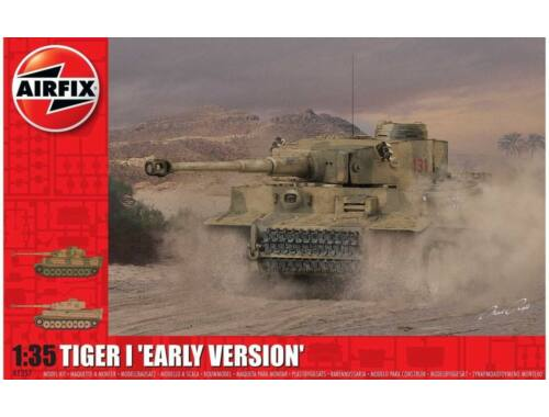 Airfix Tiger 1 Early Production Version 1:35 (A1357)