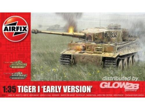Airfix Tiger-1 Early Version 1:35 (A1363)