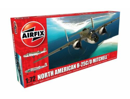 Airfix North American B25C/D Mitchell 1:72 (A06015)