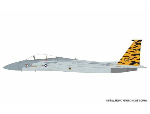 Airfix Large StarterSet-McDonnell Douglas F-15A Strike Eagle 1:72 (A55311)
