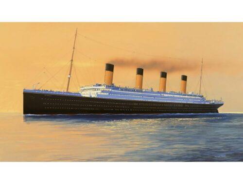 Airfix Medium Gift Set - RMS Titanic 1:700 (A50164A)