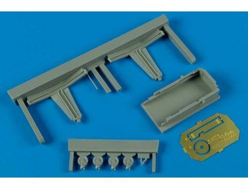 Aerobonus Adjustable device f/ACES II seat maint. 1:32 (320.007)