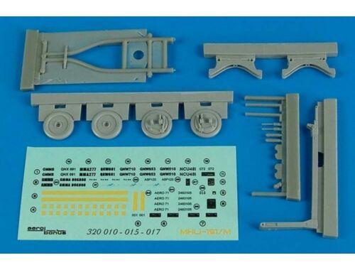 Aerobonus MHU-191/M munition transp.w.aero 58 adap 1:32 (320.015)