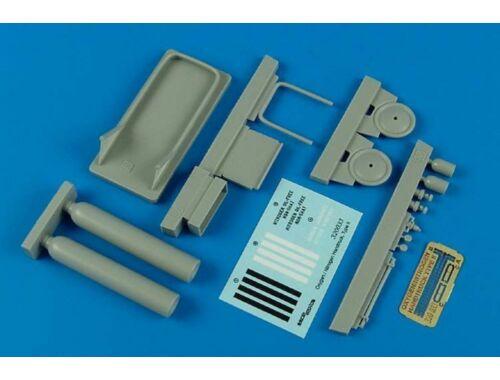 Aerobonus Oxygen/Nitrogen handtruck type II 1:32 (320.033)