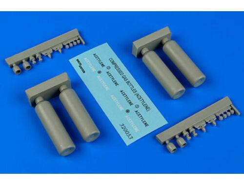 Aerobonus Compressed gas bottles-acetylene 1:32 (320.053)