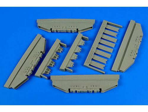 Aerobonus BRU-32 bomb racks for F-14 Bombcat 1:32 (320.069)