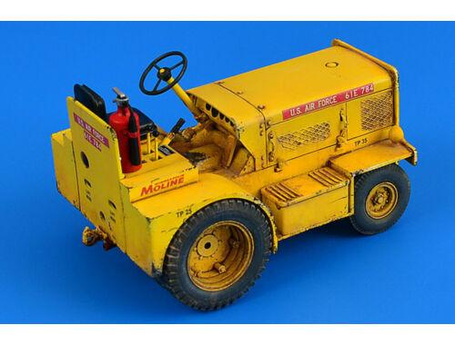 Aerobonus Minneapolis-Moline MT-40 Tow Tractor (USAF,US Army,CIV.) 1:32 (320.104)