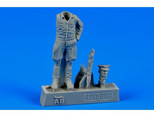 Aerobonus Sovier Air Force colonel,Korean War 1951 1:48 (480.080)
