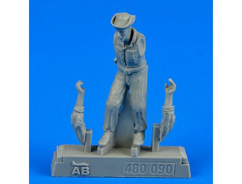 Aerobonus U.S.A.F. Maintenance crew-farm gate opera 1:48 (480.090)