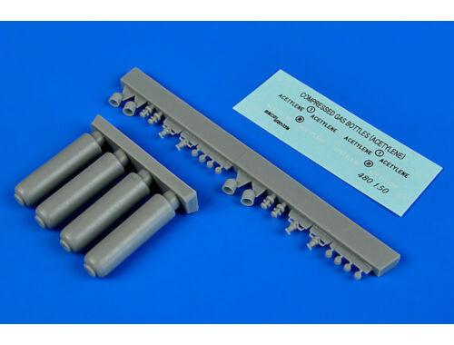 Aerobonus Compressed gas bottles-acetylene 1:48 (480.150)