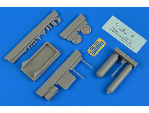 Aerobonus Oxygen/Acetylene welding cart 1:48 (480.178)