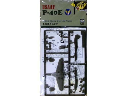 AFV-Club P40-E 1:144 (AR144S04)