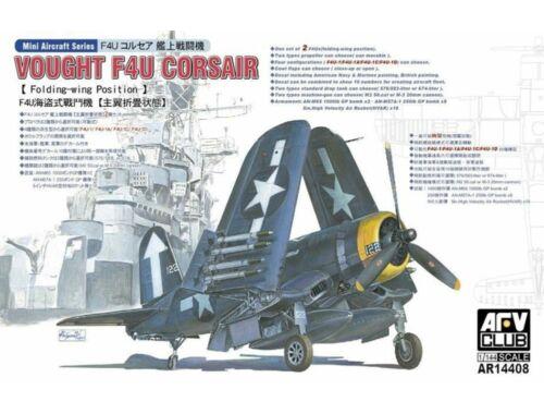 AFV-Club F4U CORSAIR (folding-wing) 1:144 (AR14408)
