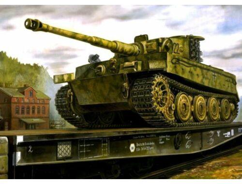 AFV-Club Tiger I Panzerkampfwagen VI E Sd.Kfz.181 1:35 (AF35S25)