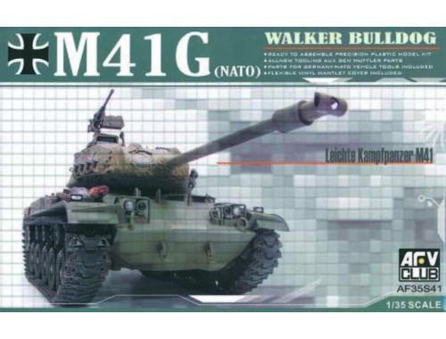 AFV-Club M41 Bundeswehr 1:35 (35S41)
