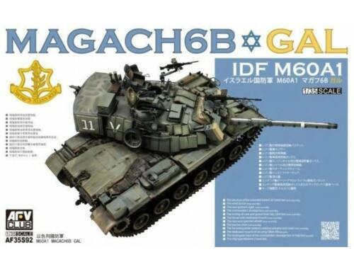 AFV-Club Magach 6B GAL 1:35 (AF35S92)