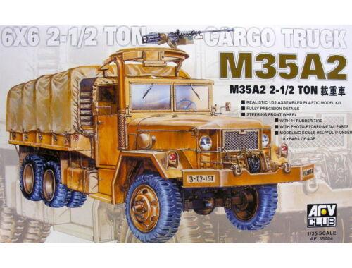 AFV-Club M35A2 2 1/2T Cargo Truck (RE-Produktion) 1:35 (AF35004)