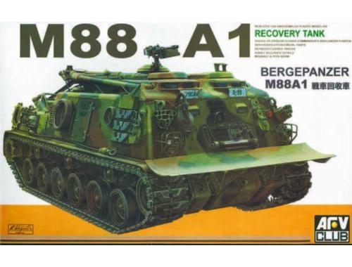 AFV-Club M88 A1 Recovery Tank 1:35 (35008)