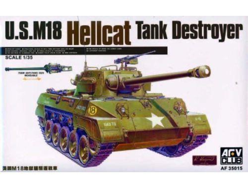 AFV-Club M-18 HELLCAT 1:35 (AF35015)