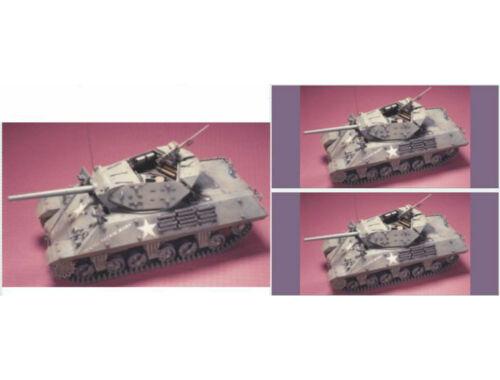 AFV-Club M 10 U.S. Army Tank Destroyer 1:35 (35024)