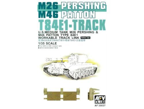 AFV-Club T-84E1 PERSHING TRACKS 1:35 (35037)
