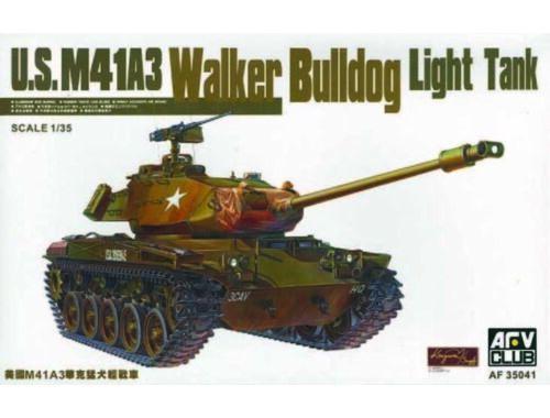AFV-Club M41A3 WALKER BULLDOG LIGHT TAN 1:35 (35041)
