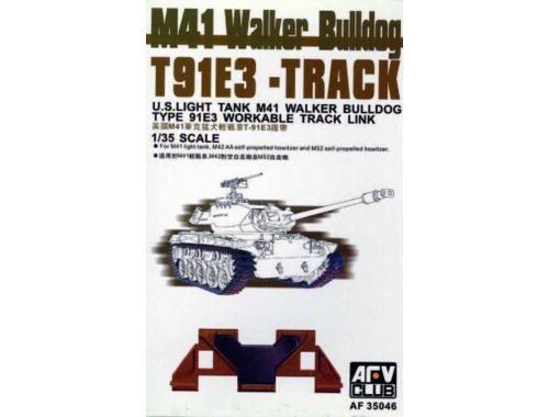 AFV-Club M-41/M-42 TRACKS (ARTICULATED) 1:35 (35046)