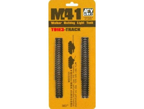AFV-Club M-41/M-42 T91E3 TRACKS (SOFT TRACKS) 1:35 (35052)